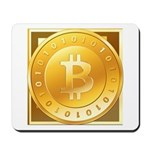 Bitcoins-3 Mousepad