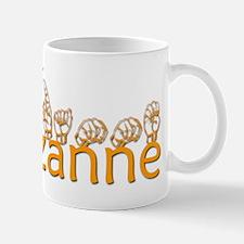 Suzanne-orange Mug