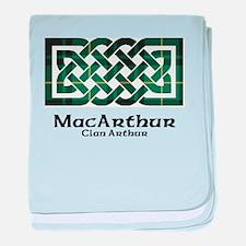 Knot - MacArthur baby blanket