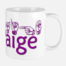 Paige-txt Mug
