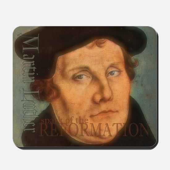 Martin Luther - Mousepad