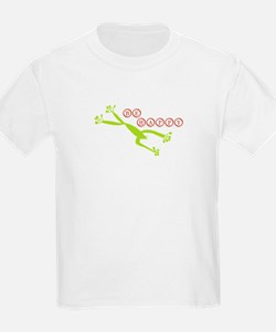 Be Happy Frog T-Shirt