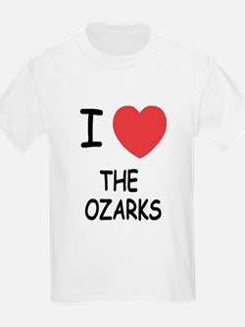 I heart the ozarks T-Shirt