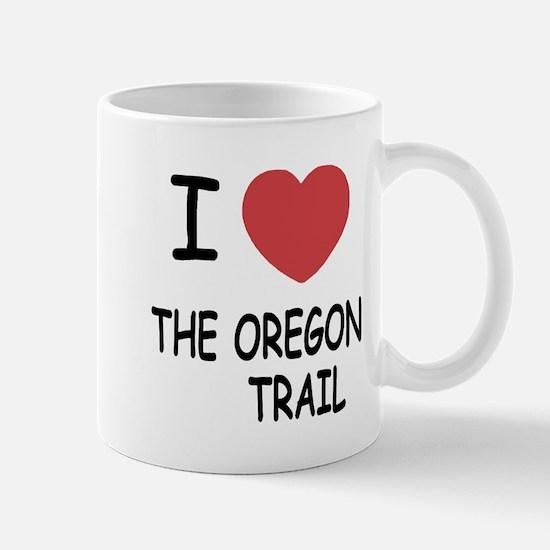 I heart the oregon trail Mug
