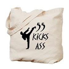 Cute 55 year old birthday Tote Bag