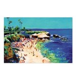 La Jolla Cove Picture Postcards (Package of 8)
