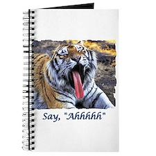 Say Ah Journal