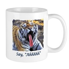 Say Ah Small Mug