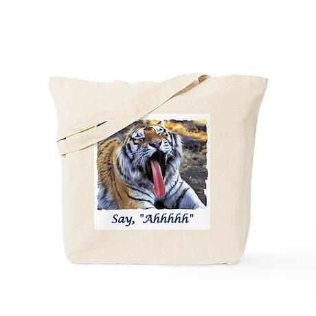 Say Ah Tote Bag