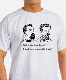 George and Herbert T-Shirt