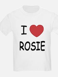 I heart rosie T-Shirt