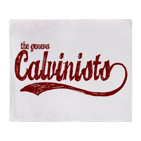 Geneva Calvinists - Throw Blanket