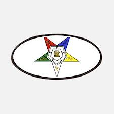 O. E. S. Emblem Patches