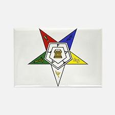 O. E. S. Emblem Rectangle Magnet (10 pack)