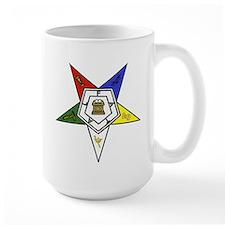 O. E. S. Emblem Mug
