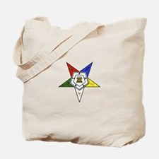 O. E. S. Emblem Tote Bag