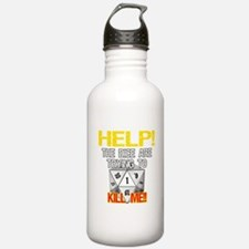 Killer Dice Water Bottle