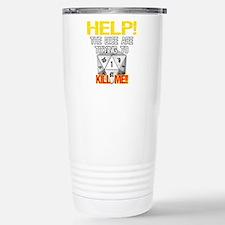 Killer Dice Travel Mug