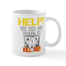 Killer Dice Mug