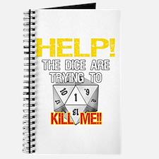 Killer Dice Journal