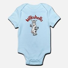 Milkaholic Infant Bodysuit