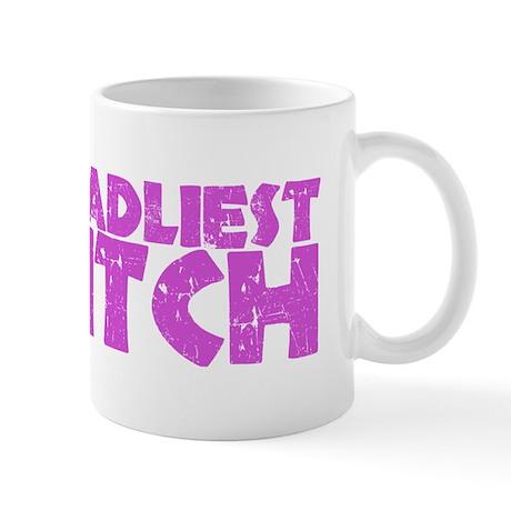Deadliest Bitch Mug