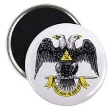 """32nd Degree 2.25"""" Magnet (100 pack)"""