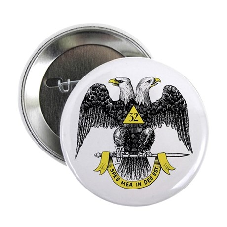 """32nd Degree 2.25"""" Button (10 pack)"""