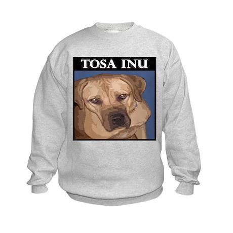 Tosa Inu Kids Sweatshirt