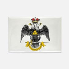 33rd Degree Rectangle Magnet (100 pack)