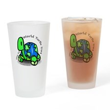 World Turtle Day Pint Glass