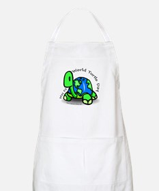 World Turtle Day Apron