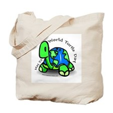 World Turtle Day Tote Bag