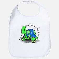 World Turtle Day Bib