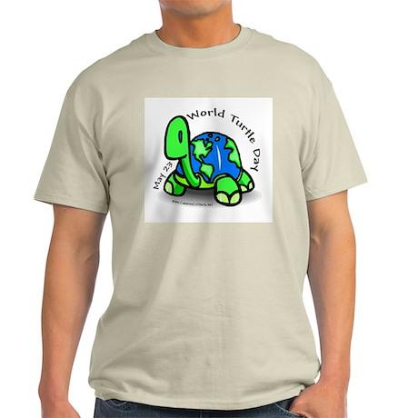 World Turtle Day Light T-Shirt