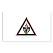 Scottish Rite Emblem Decal