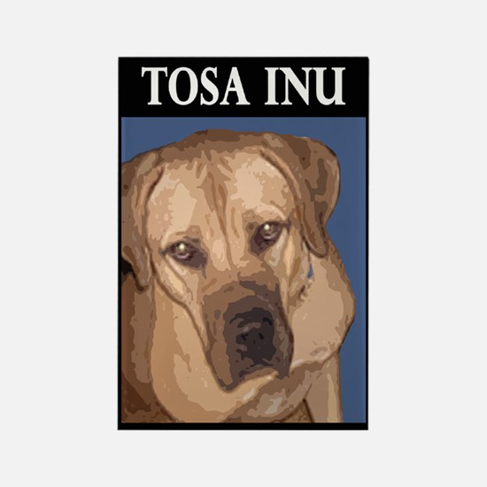 Cool Tosa Rectangle Magnet