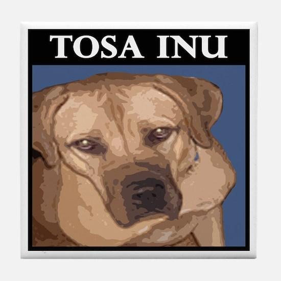 Funny Tosa Tile Coaster