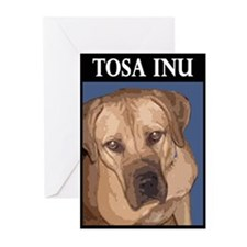 Cool Tosa inu Greeting Cards (Pk of 10)
