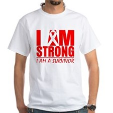 I am Strong Blood Cancer Shirt