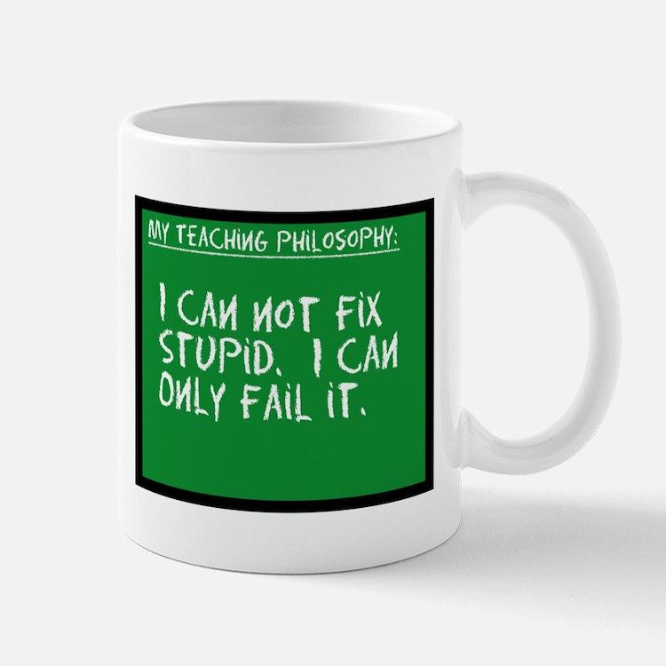 Teaching Philosophy Mug