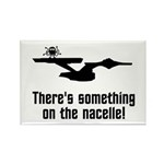 Something on the Nacelle! Rectangle Magnet (10 pac