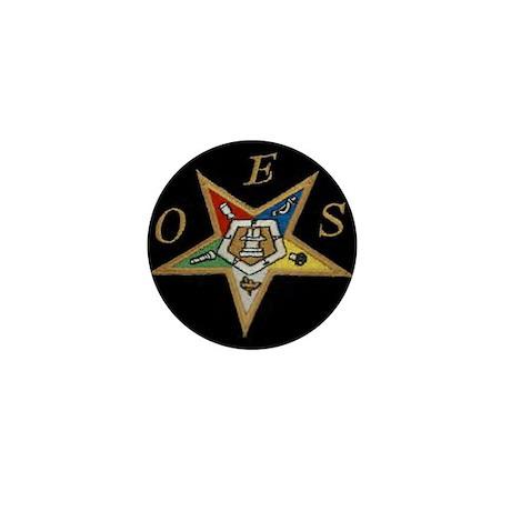 OES Star Mini Button