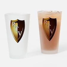 Shield Drinking Glass