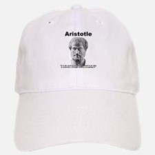 Aristotle Thought Baseball Baseball Cap