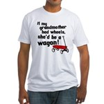 Star Trek Wagon Fitted T-Shirt