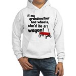 Star Trek Wagon Hooded Sweatshirt