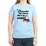 Star Trek Wagon Women's Light T-Shirt
