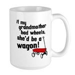 Star Trek Wagon Large Mug