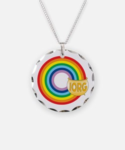 IORG Pot of Gold Necklace